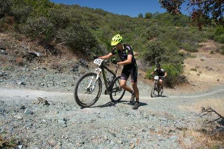 Mikes Bikes Race at Lake Sonoma.